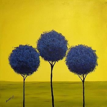 Arboles by Edwin Alverio