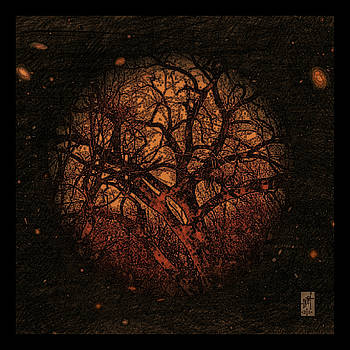 Arbor Mundi by Inga Vereshchagina