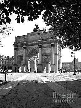 Arc de Triomphe du Carrousel by Alex Cassels