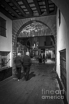 Arc of the Populo Cadiz Spain by Pablo Avanzini