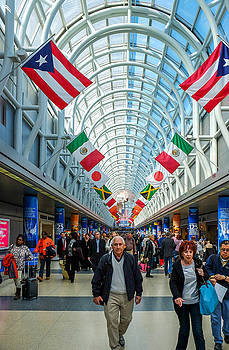 John McArthur - Arcade of Flags