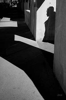 David Gordon - Arch and Shadow Old Town ABQ