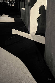 David Gordon - Arch and Shadow Old Town ABQ Toned