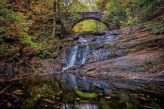 Arch Bridge in Autumn by Rick Berk