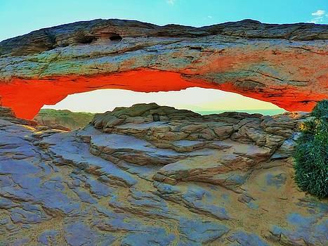 Arch Dawn by Barkley Simpson