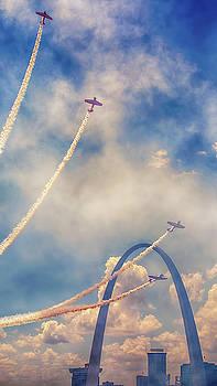 Susan Rissi Tregoning - Arch Flight