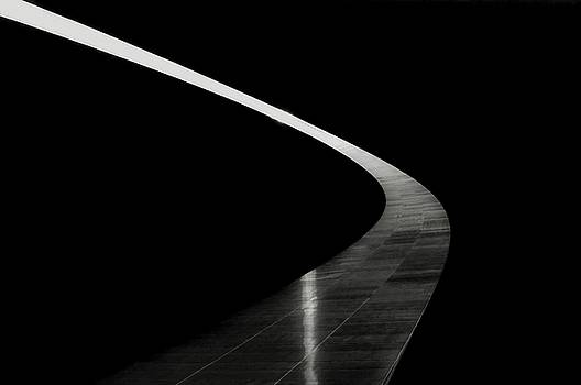 Kathy McCabe - Arch in Black and White