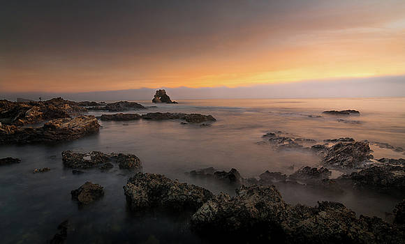 Arch Rock at Little Corona by Ralph Vazquez