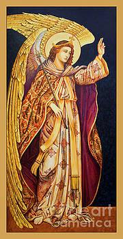 Archangel Gabriel by Ann Chapin
