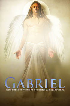Archangel Gabriel by Icons Of The Bible