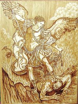 Archangel Michael by Bob Renaud