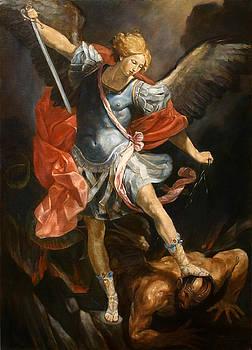 Archangel Michael by Darko Topalski