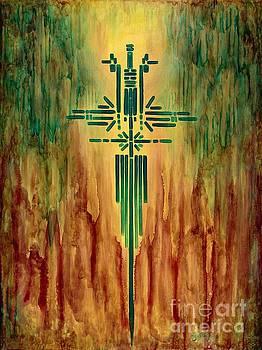 Archangel Michael by Lyn Pacificar