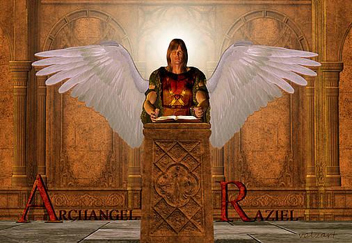 Valerie Anne Kelly - Archangel Raziel