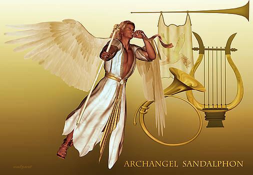 Valerie Anne Kelly - Archangel Sandalphon