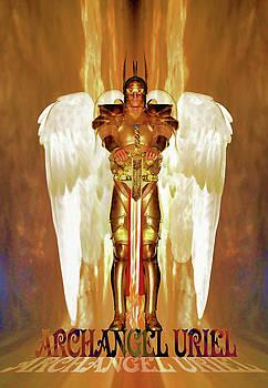 Valerie Anne Kelly - Archangel Uriel