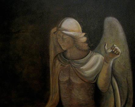 Archangel by Wendie Thompson