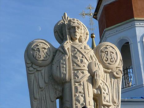 Archangel by Yury Salko