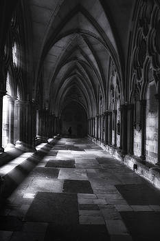 Arched Corridor by Andrew Soundarajan