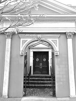 Arched Doorway by Leslie Brashear