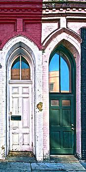 David Ralph Johnson - Door One and Door Too