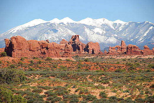Arches National Park #2 by Michael Tieman
