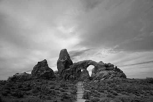 David Gordon - Arches NP X BW