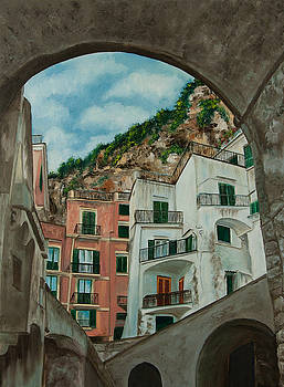 Charlotte Blanchard - Arches of Italy