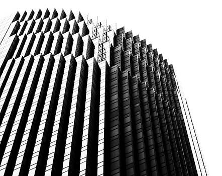 Architectural Abstract II by Mark Hendrickson