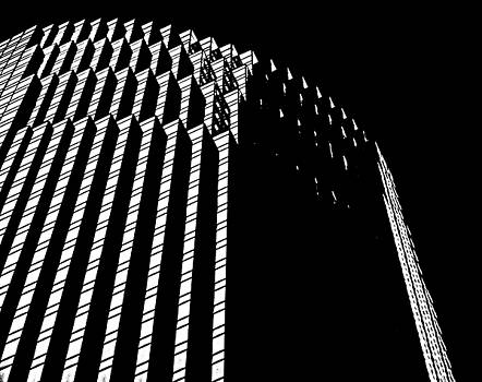Architectural Abstract  by Mark Hendrickson