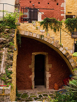Architectural Details in Chania by Rae Tucker