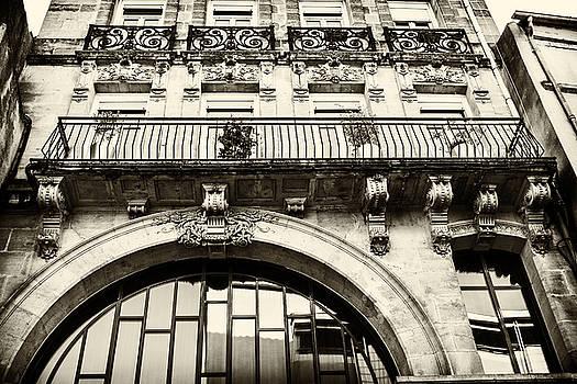 Georgia Fowler - Architecture in France - Sepia
