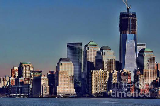Chuck Kuhn - Architecture Manhattan III