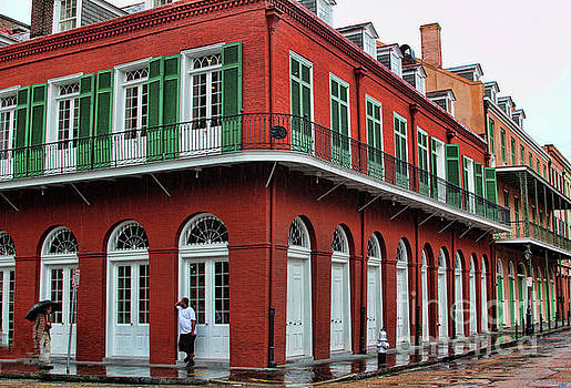 Chuck Kuhn - Architecture New Orleans Color