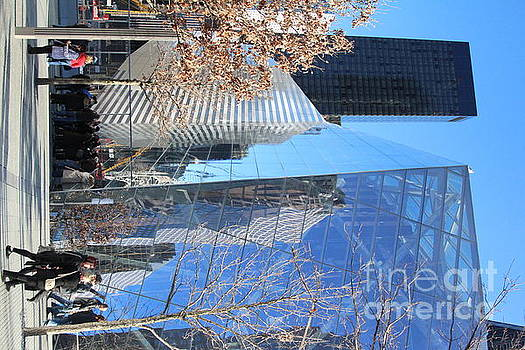 Chuck Kuhn - Architecture NYC WTC
