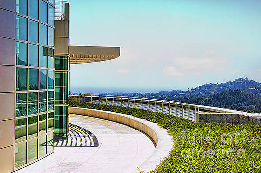 Chuck Kuhn - Architecture View Getty Los Angeles