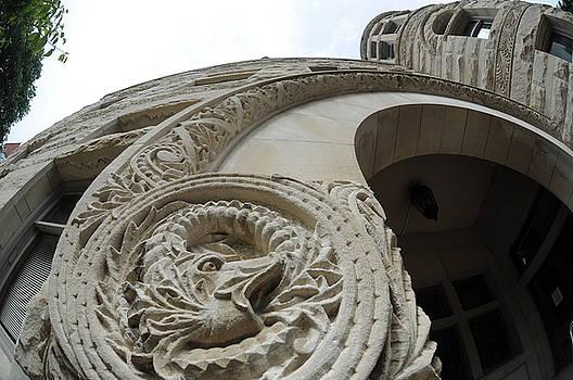 Archway by Jon Benson