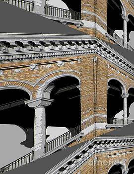 Archways by Beverly Ann Shelby