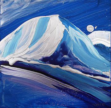 Arctic 3 by Pam Van Londen