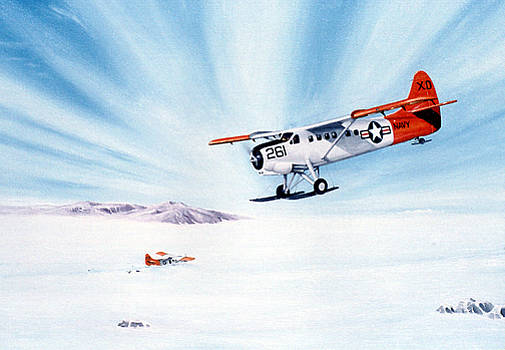 Arctic Rescue by Marc Stewart