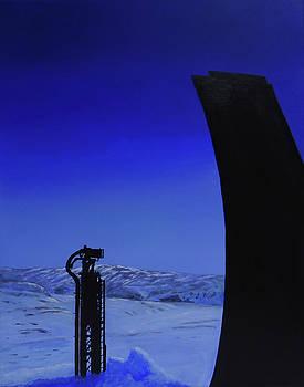 Arctic Sci-Fi by Doug Goodale