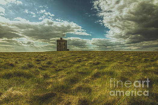 Marc Daly - Ardmore lookout tower