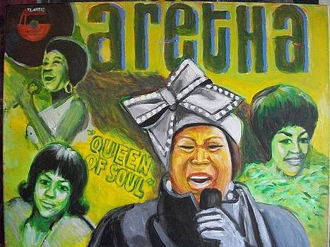 Aretha by Jan Gilmore