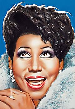 Aretha Queen of Soul by Karen Showell