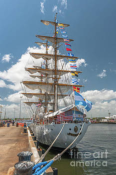Dale Powell - Argentine Navy Tall Ship