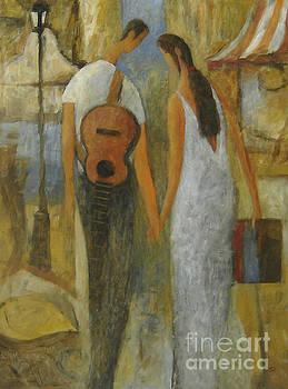 Argentines by Glenn Quist