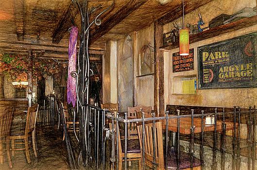Argyle Garage by Jeffrey Hamilton