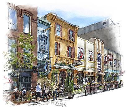 Argyle Street by Michael Doyle