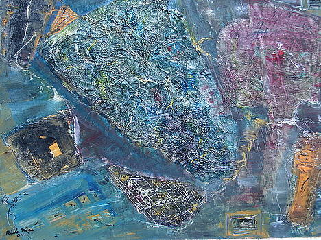 Arial view by Rivka Waas