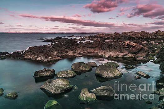 Sophie McAulay - Arild rocky beach